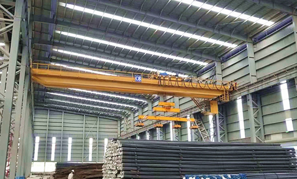 QC elctromagnetic overhead crane