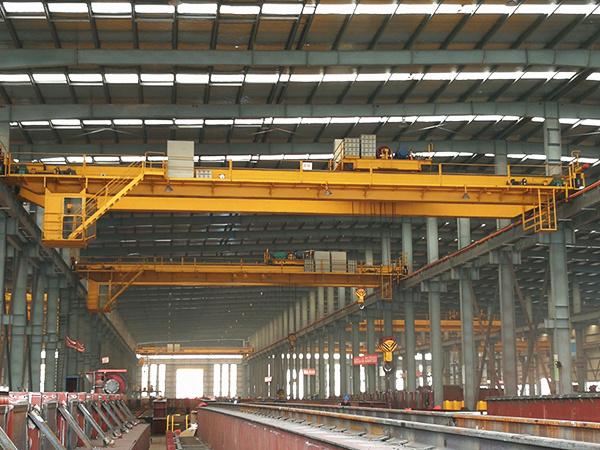 QD32T double girder crane