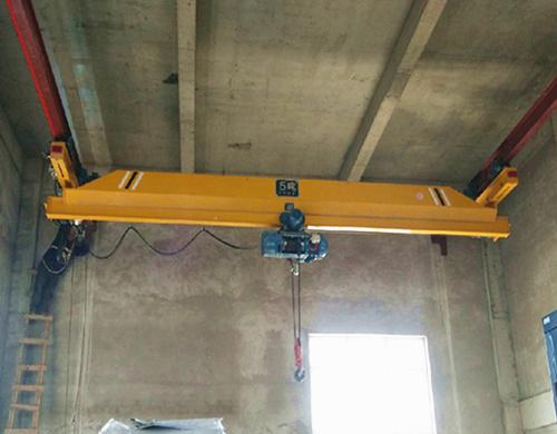 5 ton underhung crane