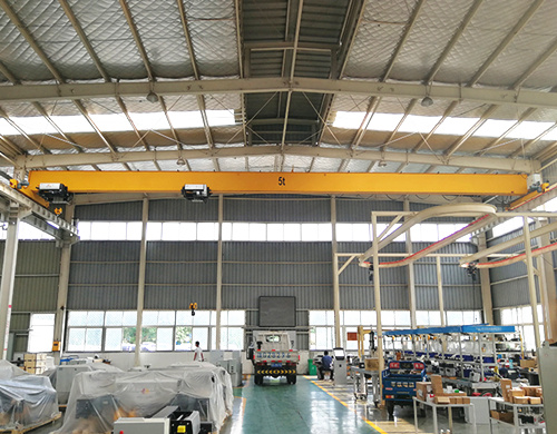 AQ-HD single girder crane for sale