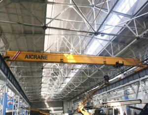 AQ-HD10T single girder crane