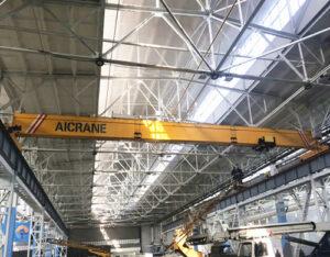 AQ-HD10T single girder crane