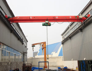 AQ-LD single girder traveling crane