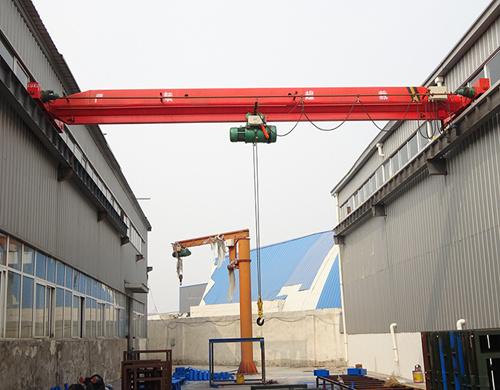 AQ-LD single girder traveling crane