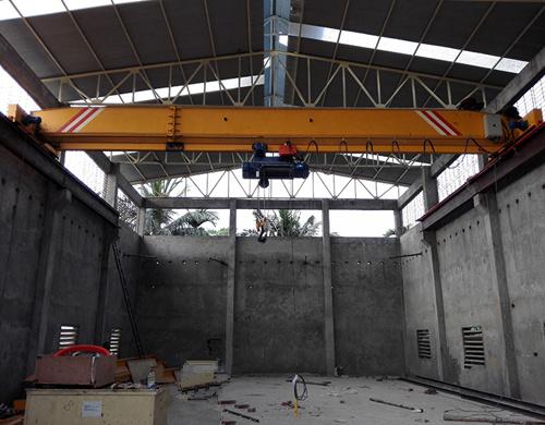 AQ-LD16T top running crane