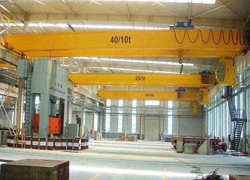 40 ton overhead crane for sale