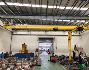 AQ-NLX5T European underhung crane