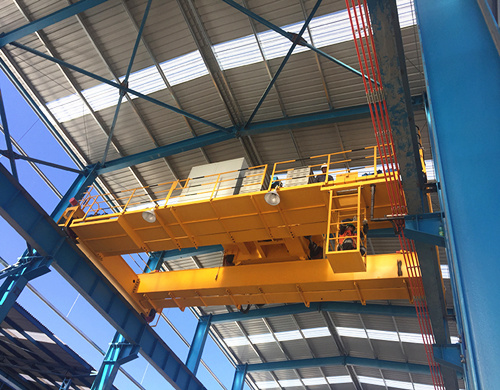 AQ-QD50T top running crane
