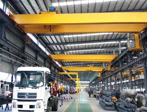 AQ-QDX20T double girder crane