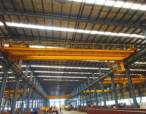 Aicrane AQ-QD double girder crane