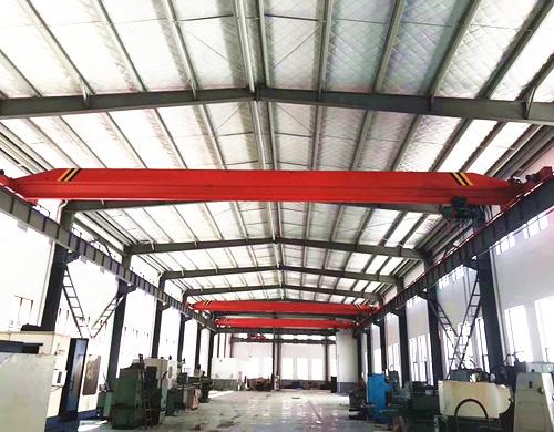Aicrane single girder overhead crane for sale