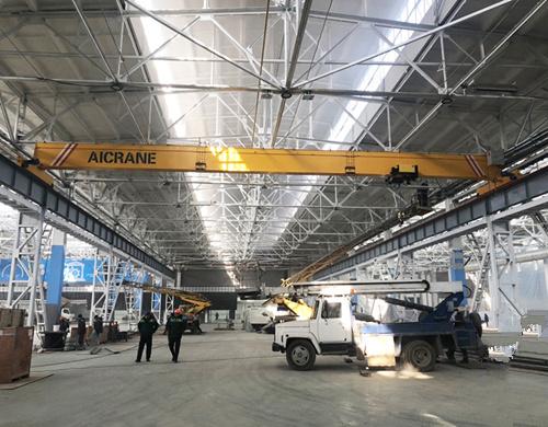 AQ-HD Overhead Traveling Crane