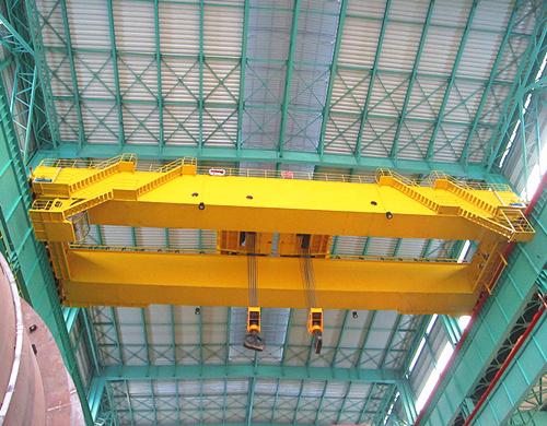 AQ-QE250T+250T double girder crane