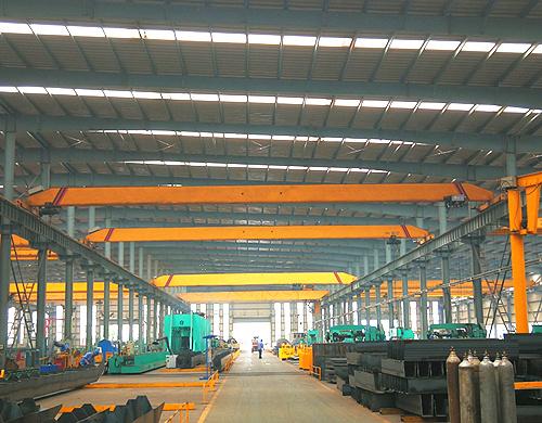single girder crane for sale of Aicrane