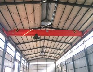single girder overhead traveling crane