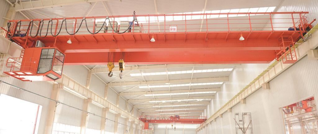 European standard 30ton crane