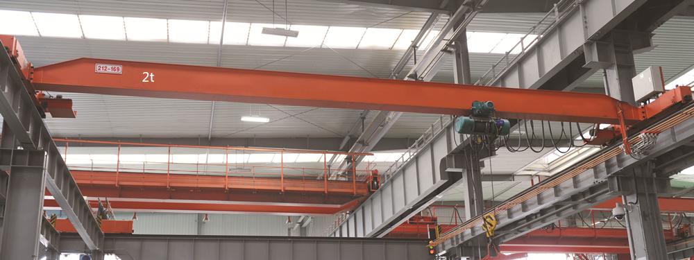 2 ton overhead crane for sale