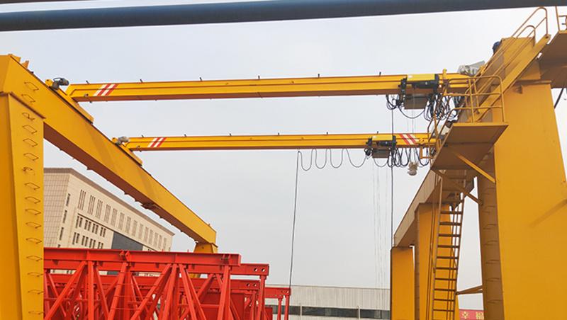 HD2Ton overhead crane for sale