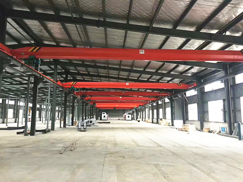 LD2T overhead crane for sale