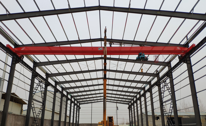 LDY 2ton overhead crane with good quality