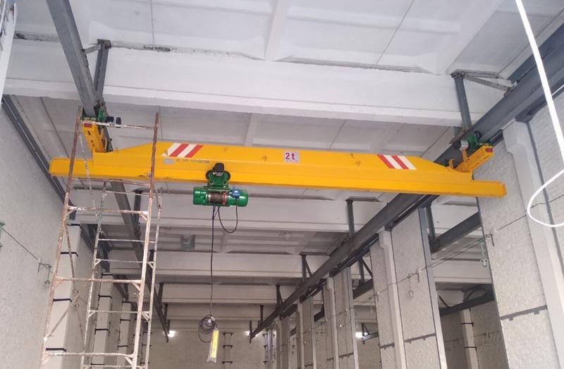 Aicrane LX 2ton overhead crane